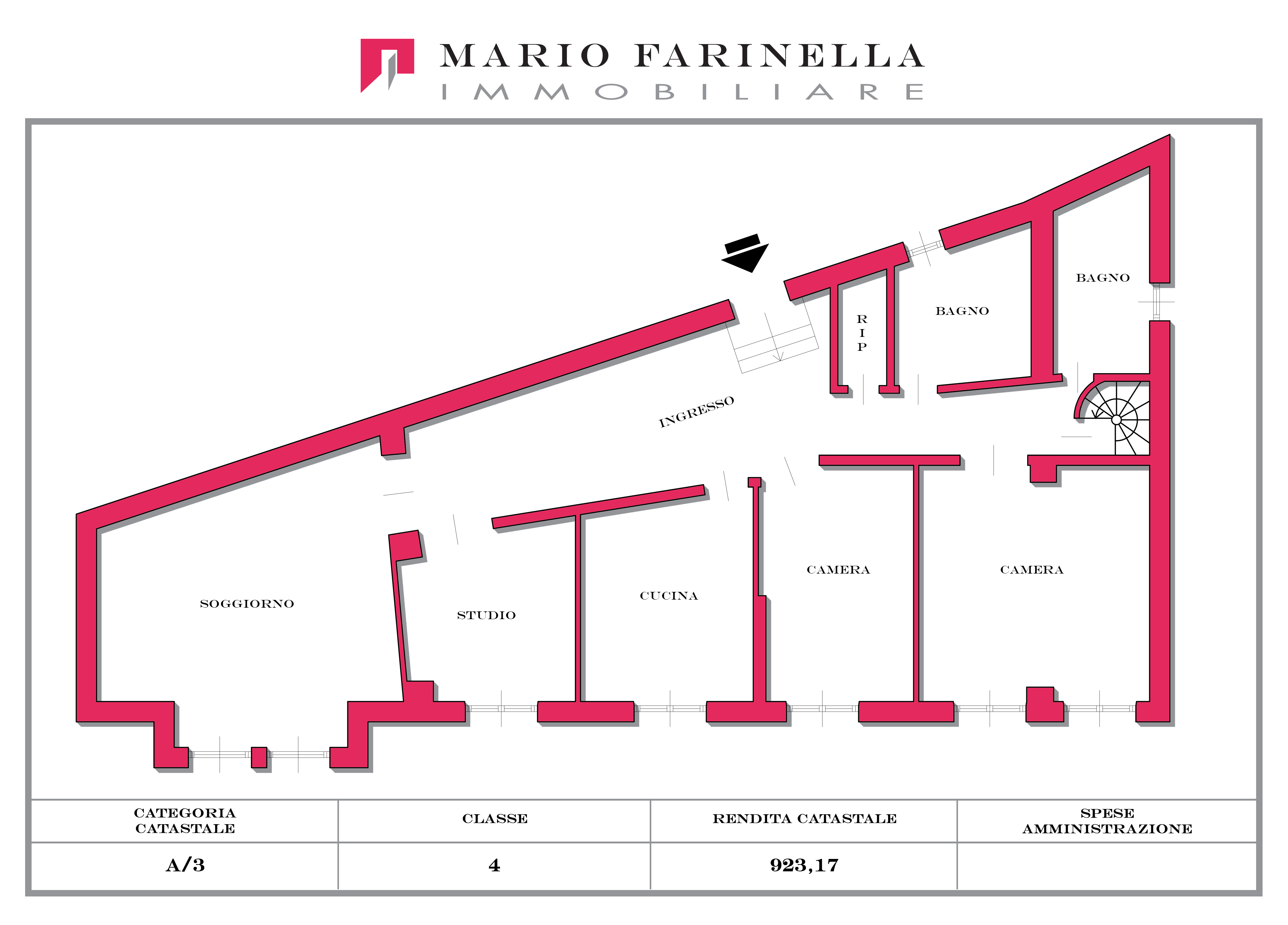 Mario Farinella San Teodoro Idrografico Della Marina