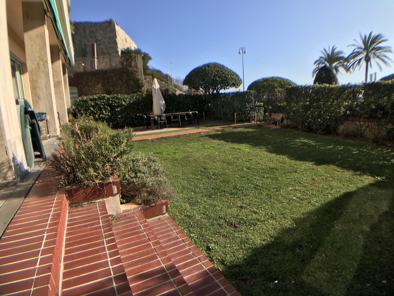 Case Piccole Con Giardino : Mario farinella albaro corso italia vendita appartamenti genova