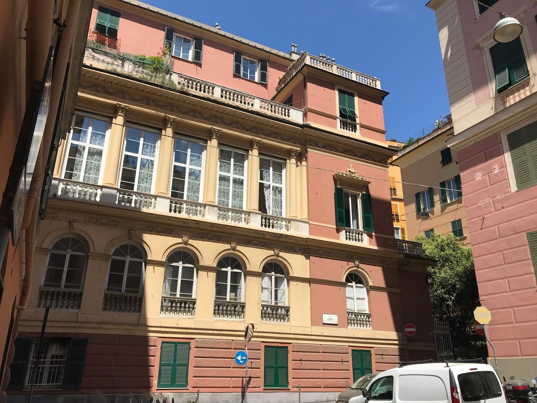 Foto 1 di Appartamento VIA GOITO, Genova (zona Carignano, Castelletto, Albaro, Foce)